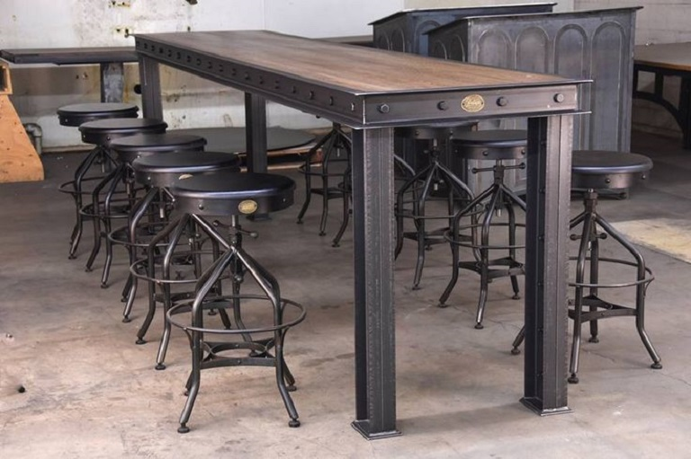 industrial looking furniture. industrial furniture looking f