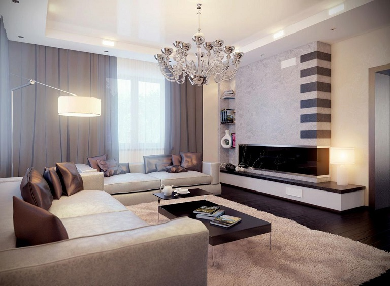 Home Lighting Design Living Room