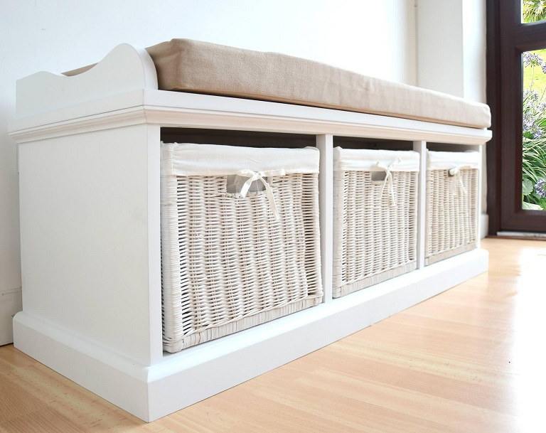 Indoor Storage Bench Seat