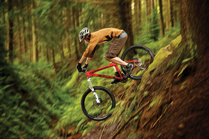 Trail mountain bikes