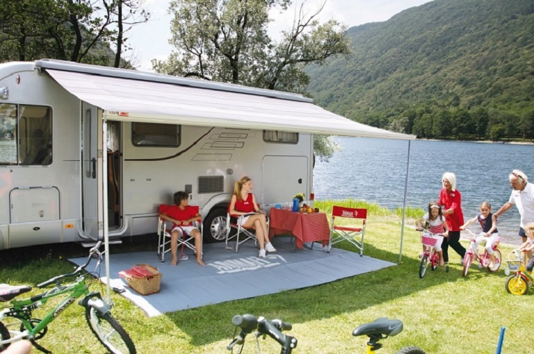 campervan Awning