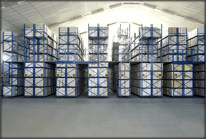 Shelving Systems-Way To Maximize Warehouse Space