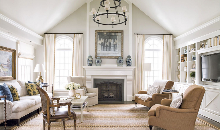 3 Steps To Infusing Your Living Room With French Provincial Charm 3steps