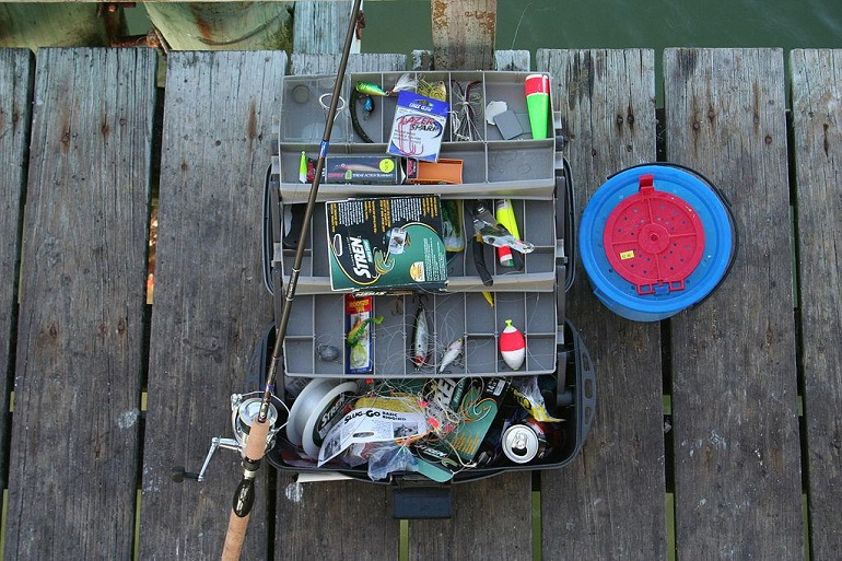 Tackle Bag