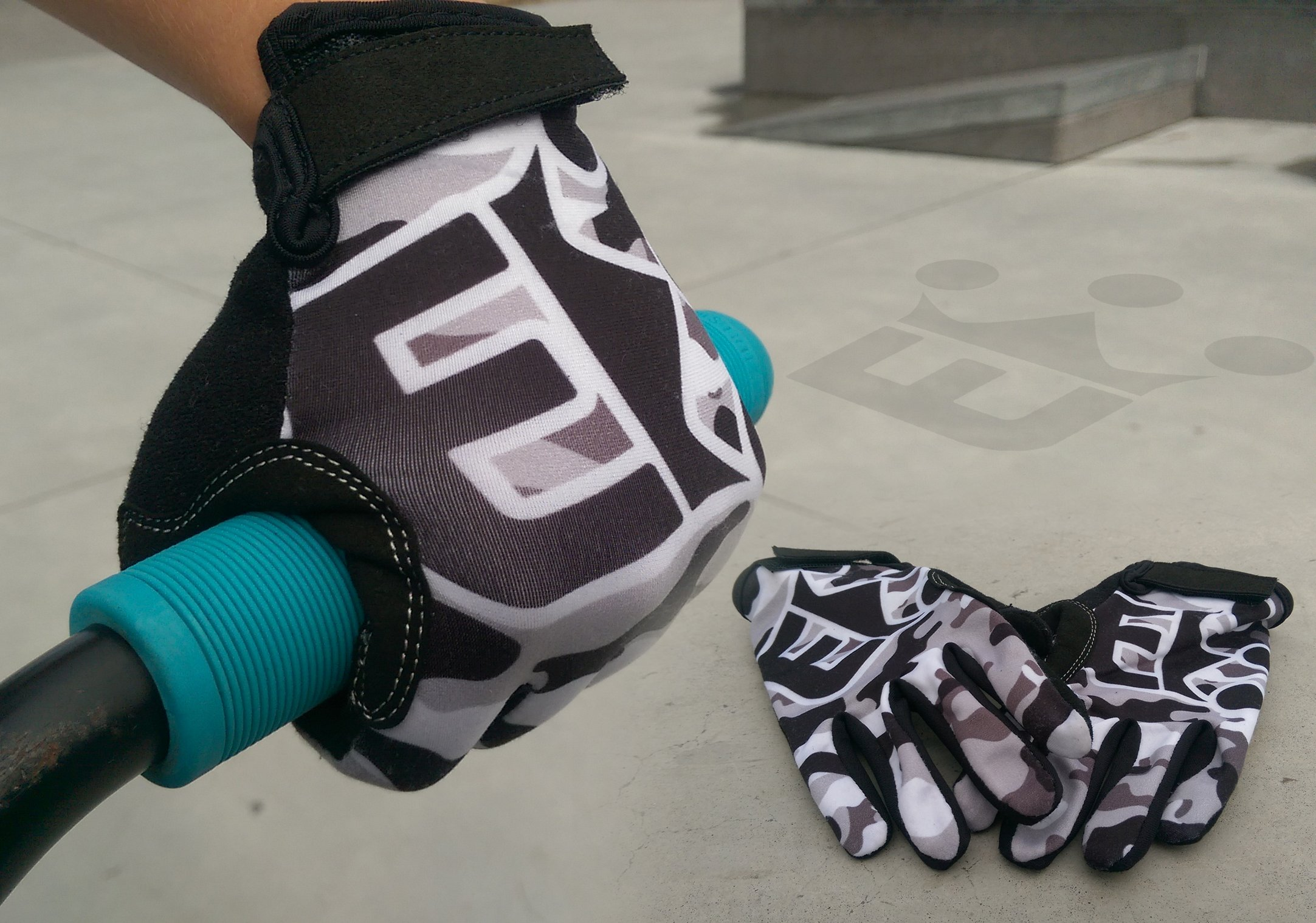 protective bmx gloves