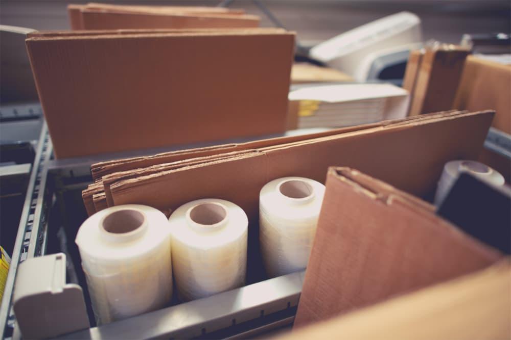 stretch film bundling