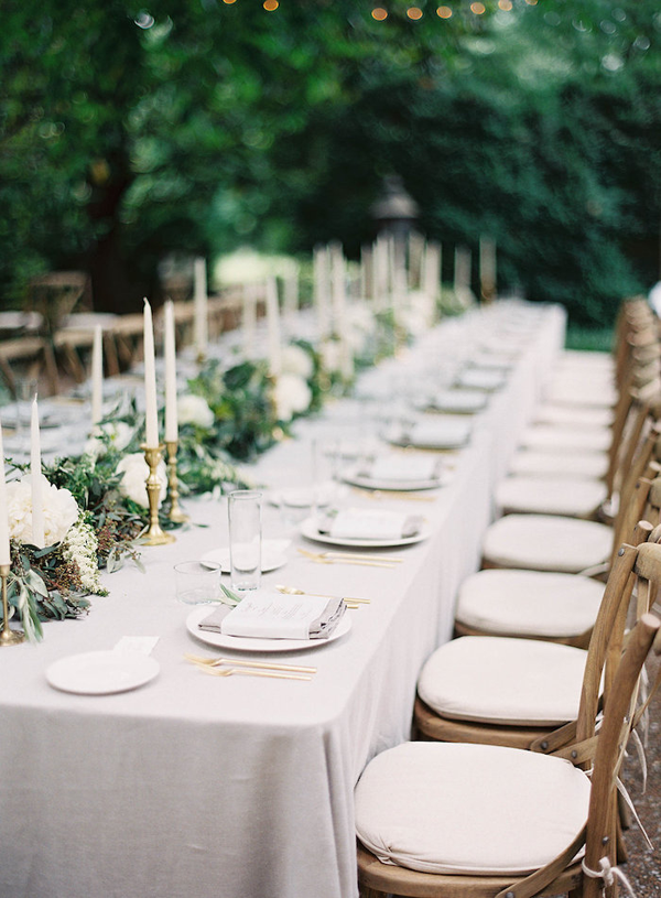 buy wedding tablecloths