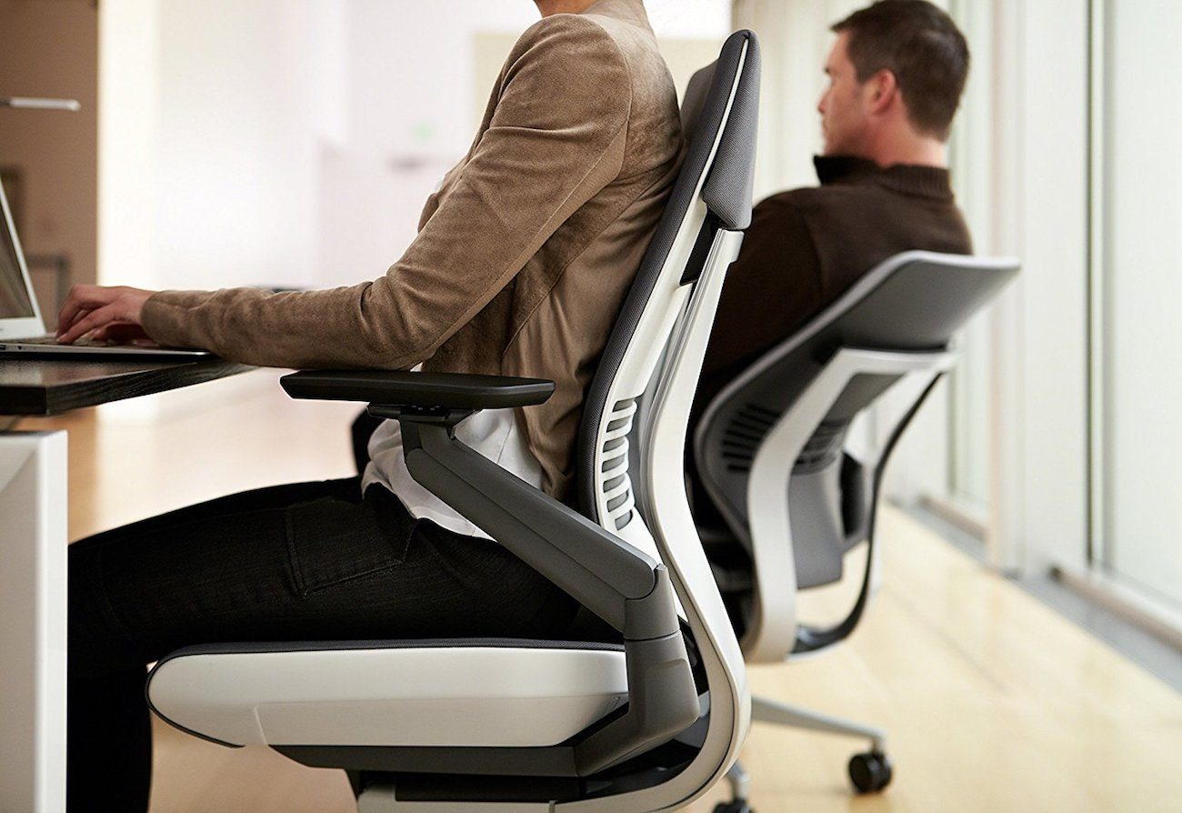 Ergonomic Office Chair Armrests