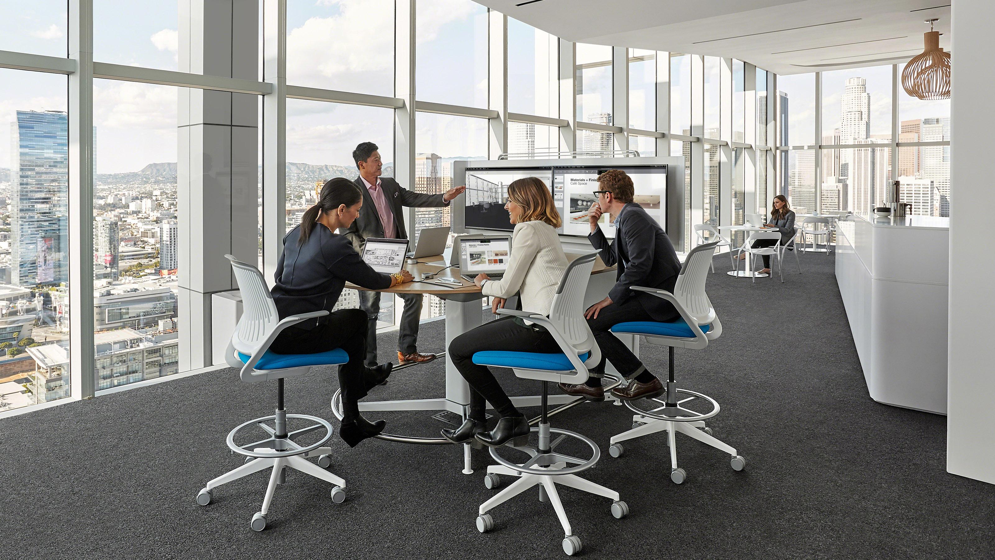 Ergonomic Office Chair Hight