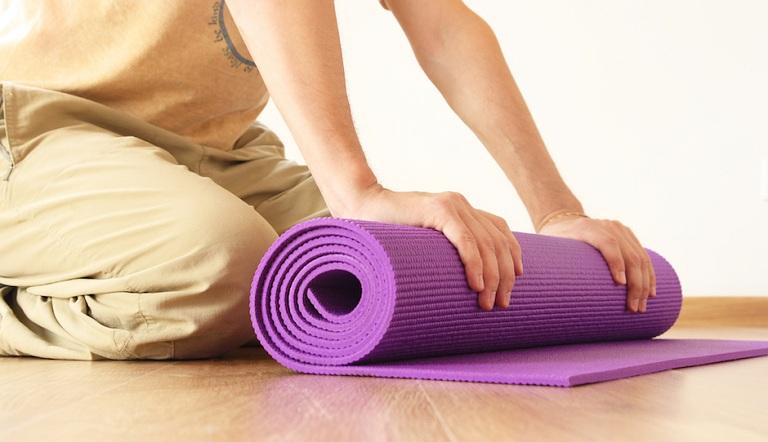 Choosing Your Yoga Mat