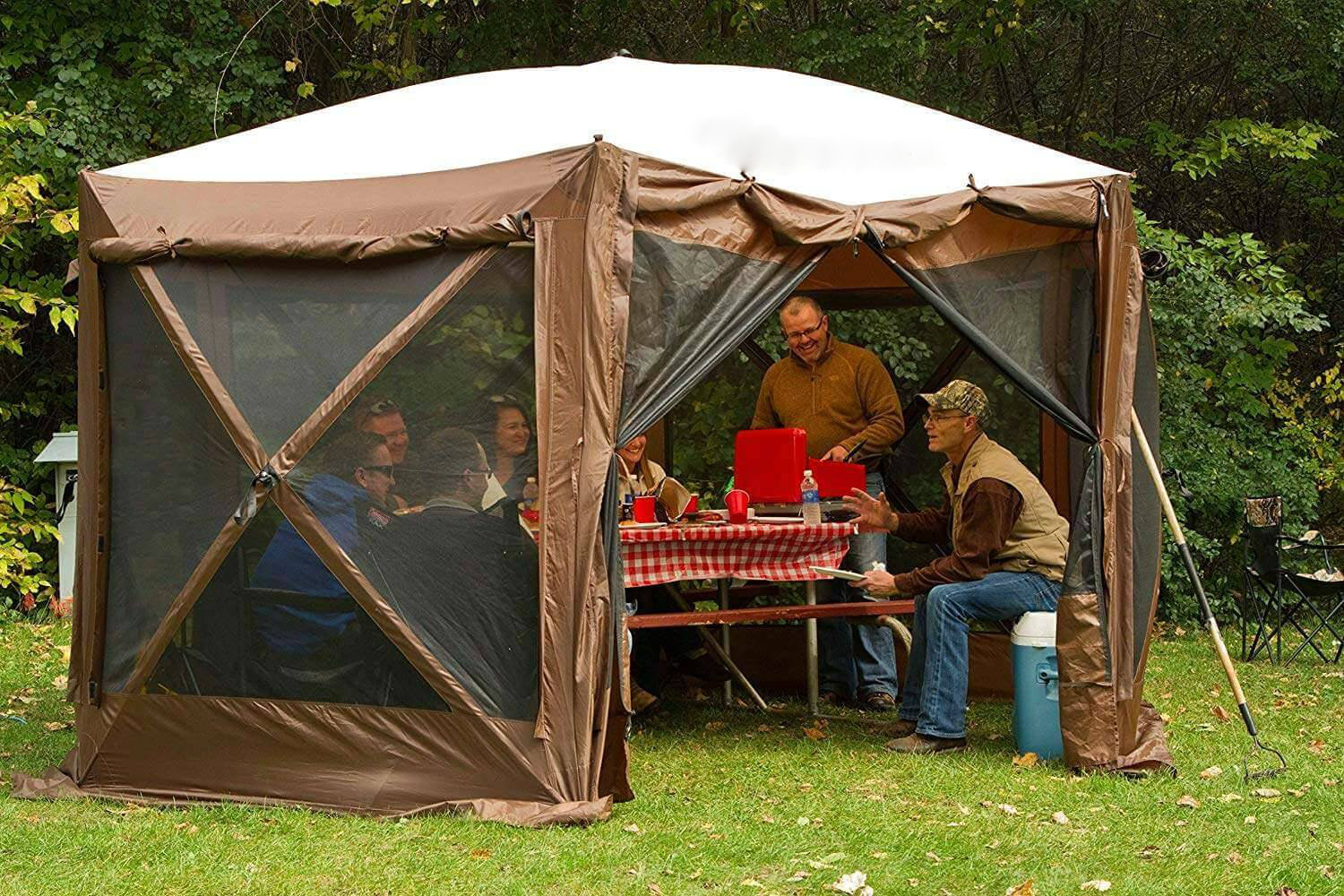 Best outdoor gazebo camping