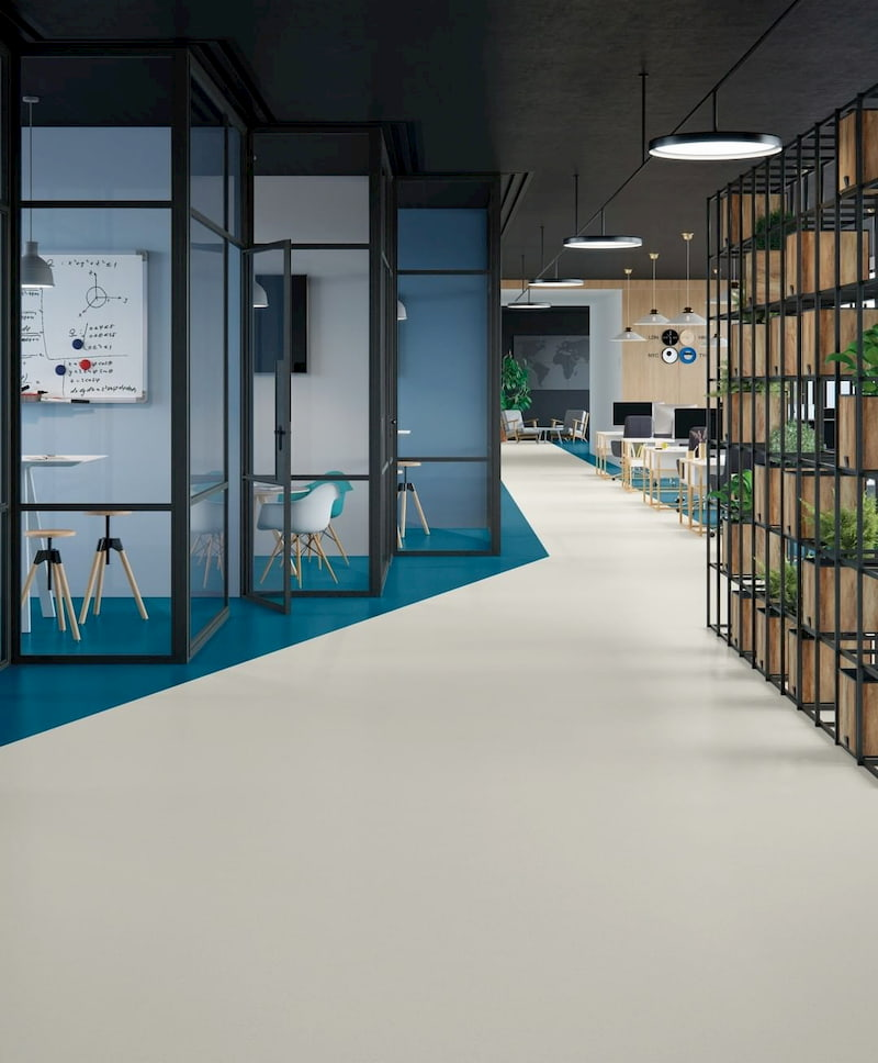 palettone commercial floor