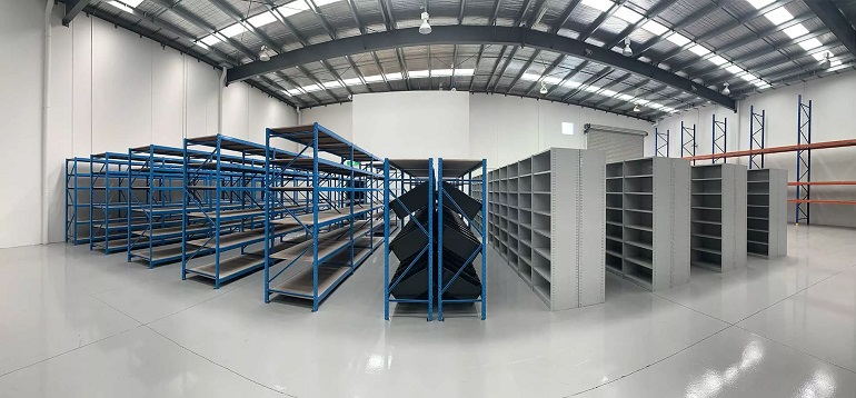 shelving industry
