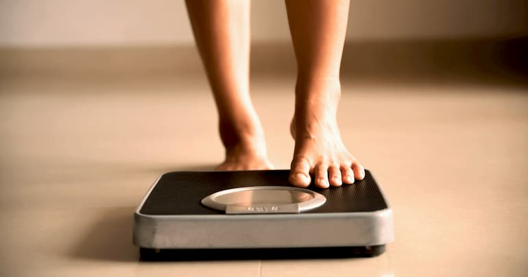 weight loss journey steps