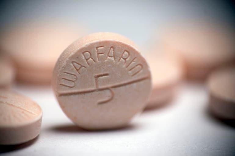 warafarin medicine