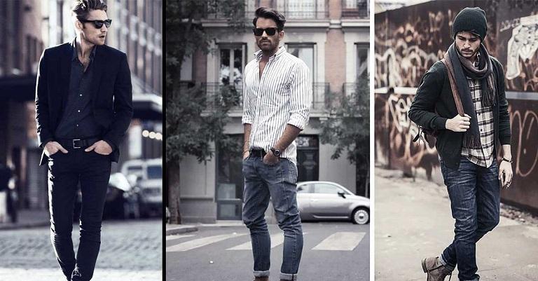 Pair of Classy Urban Jeans