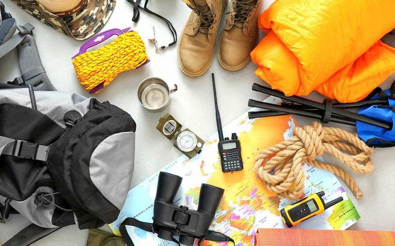 camping-gear-essentials