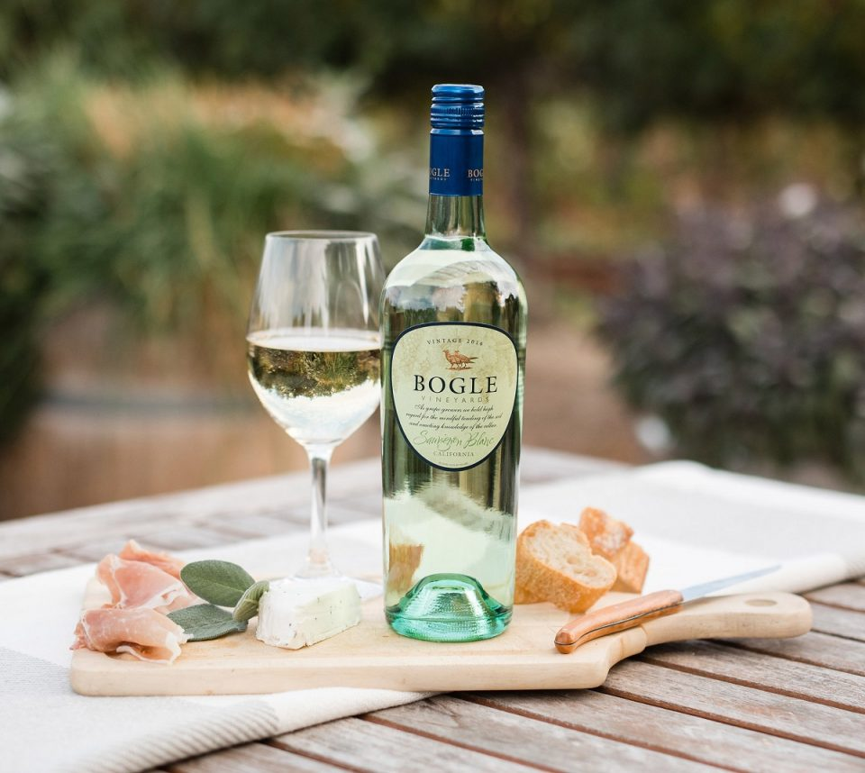 sauvignon blanc white wine vineyard food pairing
